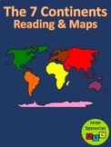 7 Continents Reading & Maps