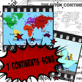 7 Continents Song: The Music Video