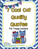 7 Cool Cat Quality Quotes - Pete inspired