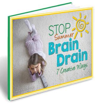 7 Creative Ways to Prevent Summer Brain Drain