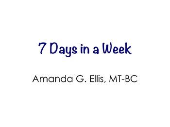 7 Days in a Week