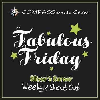 COMPASSionate Crew 7 Days of Inspiration - Daily Shout Out Poster Pack