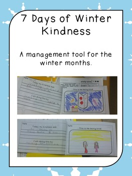 7 Days of Winter Kindness