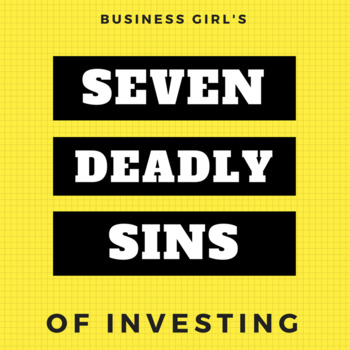 7 Deadly Sins of Investing Text-based Questions