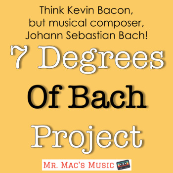 7 Degrees of Bach Project - Music Research - Johann Sebastian Bach