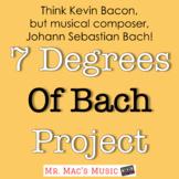 7 Degrees of Bach Project - Music Research - Johann Sebast
