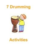 7 Drumming Activities