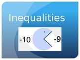 7.EE 7.EE.4 Inequalities Powerpoint Questions