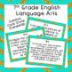 7 ELA Standard Posters - Common Core State Standards