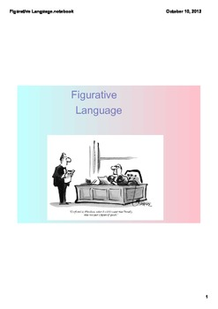 7 Figurative Language Examples