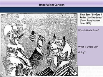 7. Foreign Policy (1898-1920) - Entire Unit