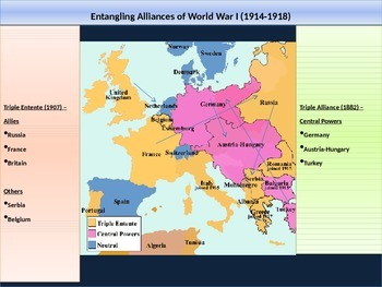 7. Foreign Policy (1898-1920) - Lesson 4 of 5 - World War I