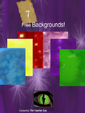 7 Free Backgrounds!