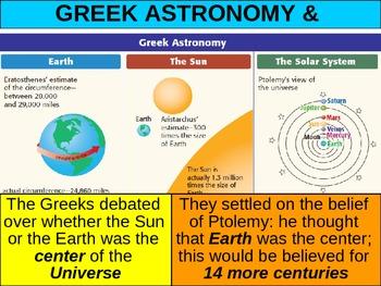 UNIT 2 LESSON 2. Greek Achievements POWERPOINT