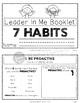 7 Habits: Leader In Me Booklet- Primary