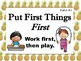 7 Habits of Happy Kids who like Pineapple Anchor Chart Posters Classroom Decor