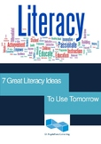 7 Literacy Strategies To Use Tomorrow