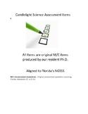 6 M/C Assessment Questions: SC.4.E.6.4