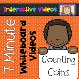 7 Minute Whiteboard Videos - Counting Coins