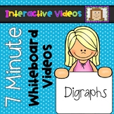 7 Minute Whiteboard Videos - Digraphs