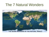 7 Natural Wonders of the World Power Point