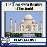 7 New Wonders of the World PowerPoint - Famous Landmarks