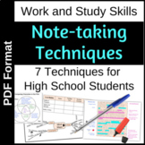 7 Note-taking Techniques for Class, Study...Life!