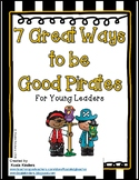 7 Great Ways to be Good Pirates