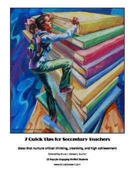 7 Quick Tips for Secondary Teachers