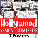 Hollywood Theme: Reading Strategy Posters