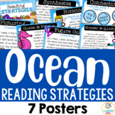 Ocean Theme: Reading Strategy Posters