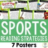 Sport Theme: Reading Strategies Posters