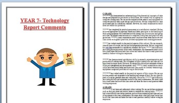 7 Report Comments Technology