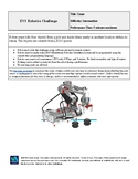 7. Robot Crane - EV3 Robotics Challenge