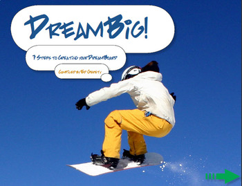 7 STEPS FOR CREATING YOUR DREAM BOARD EBOOK