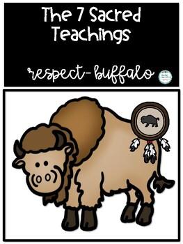 7 Sacred Teachings- Buffalo Respect