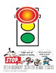 7 Traffic Signs for Kids on Bikes and a Hug Sign for the Teacher