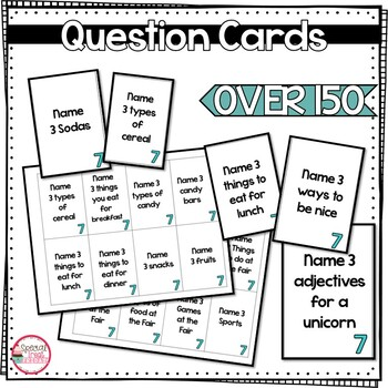 Easy Question Game