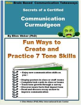 7 Secrets of Communication Curmudgeons - Secondary Tone Tools