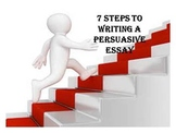7 Steps to Writing Persuasive Essays