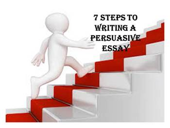 7 Steps to Writing Persuasive Essays