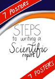 7 Steps to Writing a Scientific Report Posters