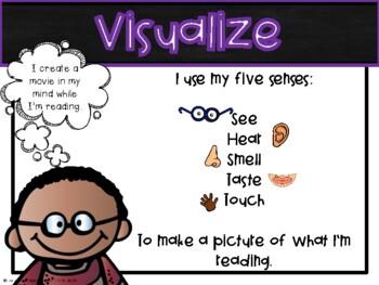 7 Super Strategies- Keys to Comprehension Reading Strategies