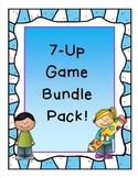 7-Up Game BUNDLE PACK!