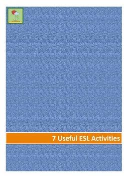 7 Useful ESL Activities