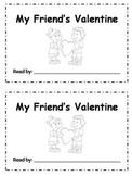 8 Valentines Day Emergent Readers