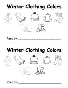 7 Winter Emergent Readers