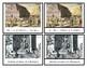 7 Wonders of the Ancient World 3-Part Cards/Nomenclature Montessori Primary