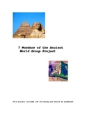 7 Wonders of the Ancient World Project