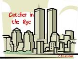 'Catcher in the Rye' J.D.Salinger